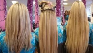 Микроленточное наращивание волос отзывы