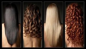В сургуте наращивание волос